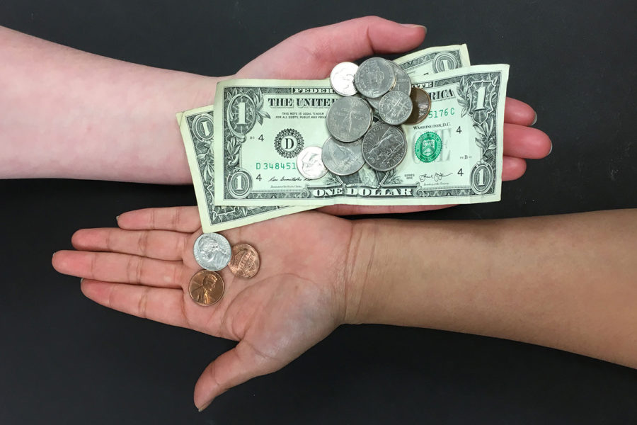 White privilege is the idea that one possesses inherent advantages in society because of their race. We can see this play out through financial and social statuses but location as well. (Photo Illustration)