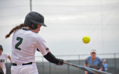 The Lady Saints play double header against Otero