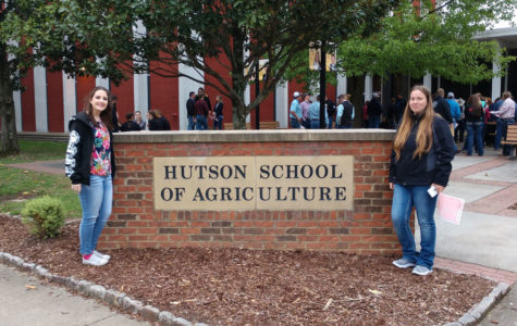 Agriculture department takes on Kentucky and competes nationally
