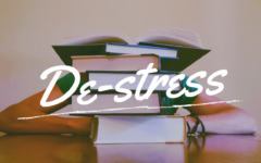 Take a break from studying with de-stress week
