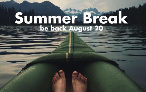 Crusader is on summer break, be back August 20
