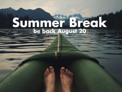 Crusader is on summer break, be back August 20