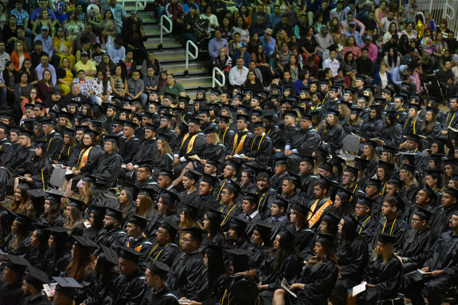Seward+County+Community+College+had+Its+48th+annual+commencement+of+2019.++It+was+held+in+the+SCCC+gymnasium+Saturday%2C+May+4+at+10+a.m.