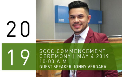 Commencement speaker challenges status quo