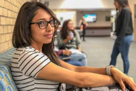 Mary Camargo Camacho, Elkhart freshman, wants to become a registered nurse.