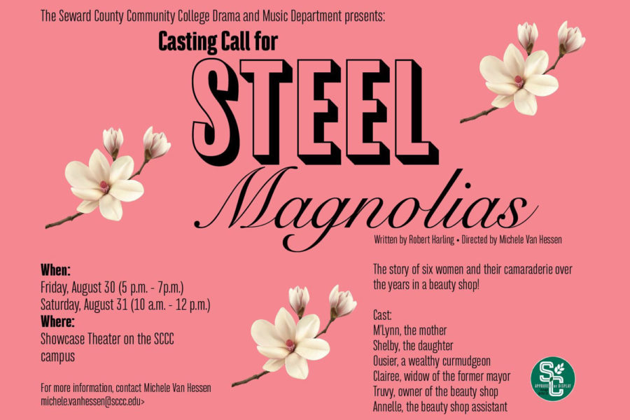Casting call is on for the fall play,