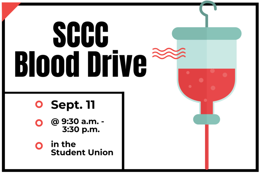 The+first+blood+drive+of+the+year+will+be+Sept.+11.+HALO+hosts+a+blood+drive+every+semester+in+the+Student+Union.