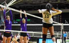 Volleyball beats Butler, remain undefeated in conference
