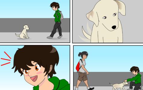 Weak Dayz: Is it puppy love?