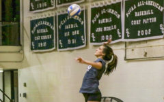 Volleyball undefeated, ranked No. 1 in nation