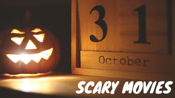The best part about halloween is leading up to Oct. 31 and watching scary movies. For some reason, they are scarier than during the rest of the year.