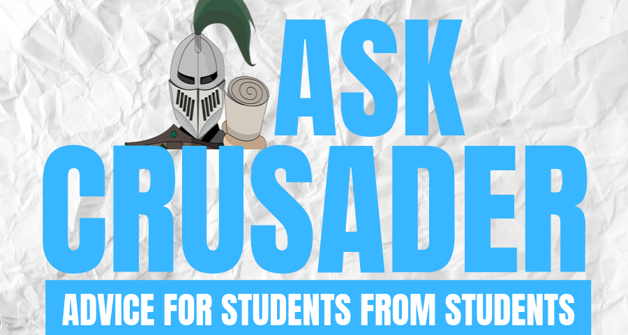 Ask Crusader: How do I find the strength to keep going?
