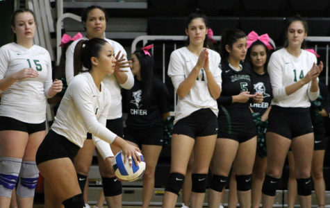 Volleyball goes 6-0 during fall break