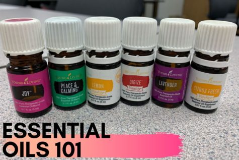 Scroggs shares passion and knowledge for essential oils