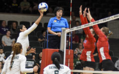 Lady Saints sweep two games under their belt in Council Bluffs Iowa