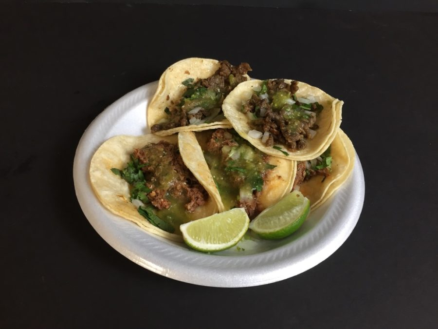 These street tacos from El Pastorcito win for