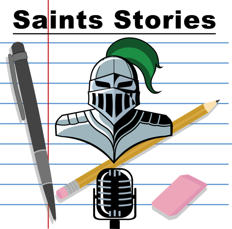 Saints Stories: First podcast features an ode to a first love