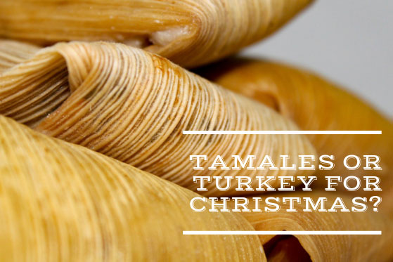 Freshman Oscar Silva mashes two cultures - Mexican and American - together to come up with a third one that fits him perfectly. For him, this third culture can best be summed up by Christmas dinner - Tamales or Turkey?