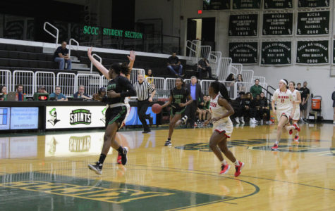 No. 5 Lady Saints fall to Midland College
