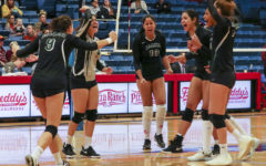 Lady Saints battle for national title, fall short in set 5