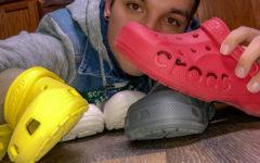Crocs: A social pariah
