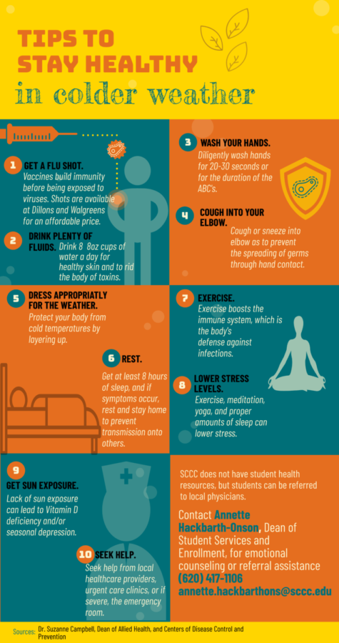 Stay healthy this season with these 10 tips