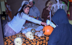 Photo Essay: Clubs host spooky games for community kids