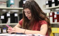 Nursing student walks down path of self-discovery
