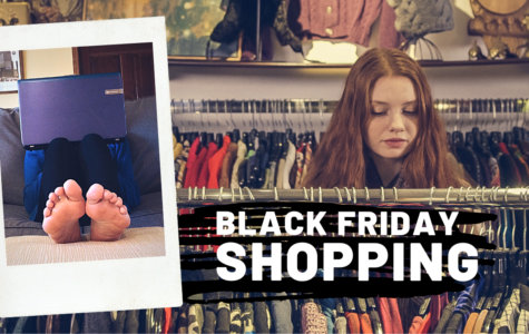 Black Friday … smlack Friday! Stay home and shop online