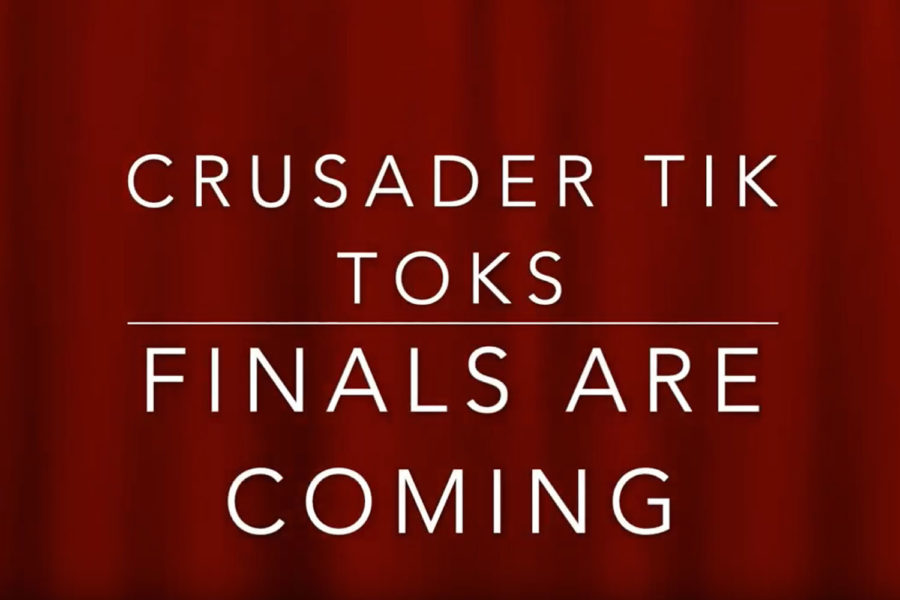 TikToks to help you glide through finals