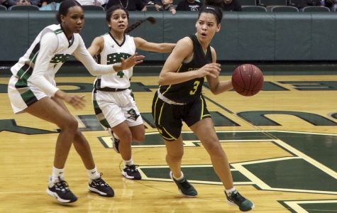 Lady Saints pass century mark against GCCC