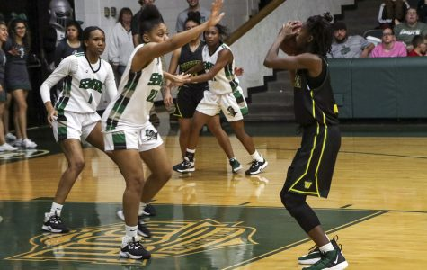 No. 12 Lady Saints beat Barton, 69-63