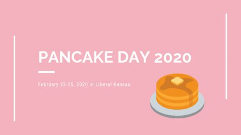 Schedule of Events for Pancake Day 2020