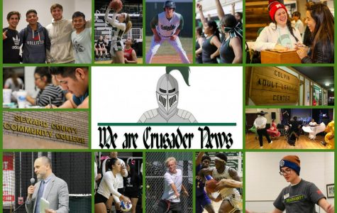 Crusader News plans to continue informing and telling your stories with the best interest of the community.