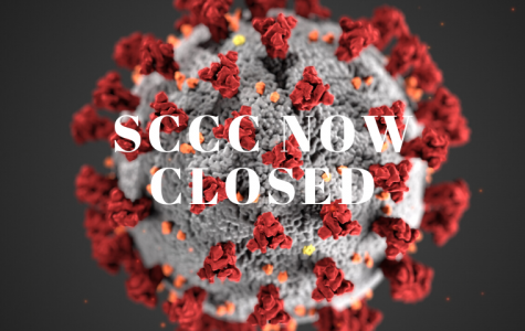 SCCC will be closed from now on, following Gov. Kelly's executive stay at home order beginning March 30.