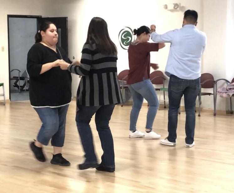 Ballroom dancing waltzes into SCCC