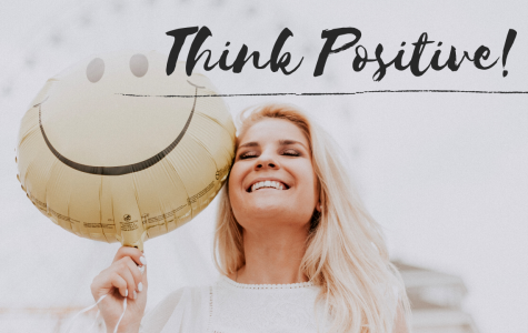 It's easy to get down with all of the news and updates on Coronavirus. Make sure to step back and think positive thoughts for a few moments out of each day.
