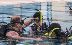 SCCC Students Dive Deep