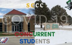 There are 365 concurrent students this semester for SCCC and most of them are dealing with the loss of their senior year. (Eagle icon provided by the USD 210 website)
