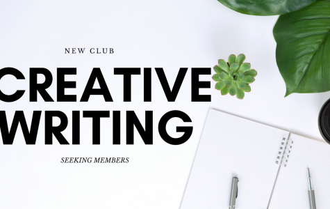 New club helps students express their creative writing abilities