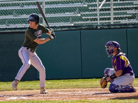 Saints baseball played Dodge City Community College on Nov. 5. For months, the Saints have scrimmaged against just other. They were finally able to test their themselves against a real opponent.