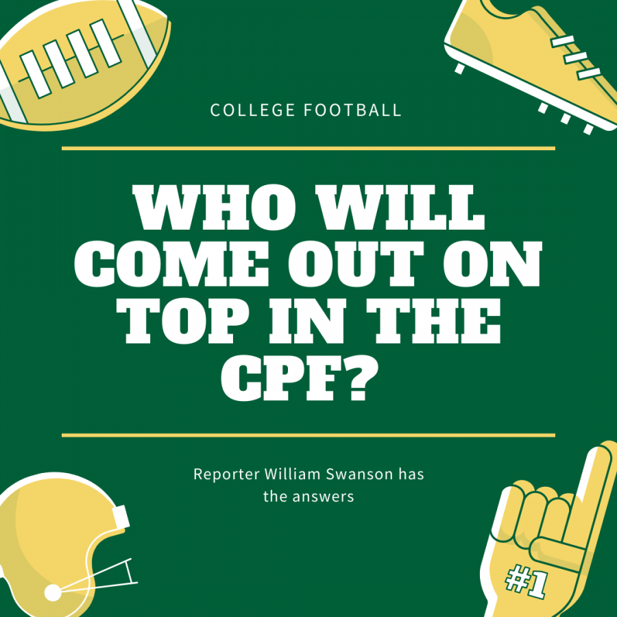 Who comes out on top in the CFP?
