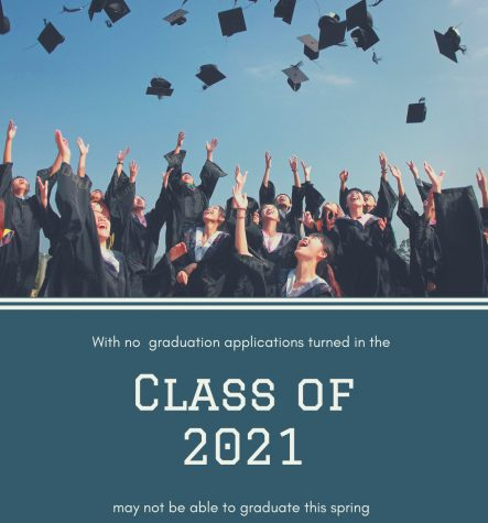The graduation application deadline was Nov. 19 but many sophomores still have not turned in their applications for spring graduation