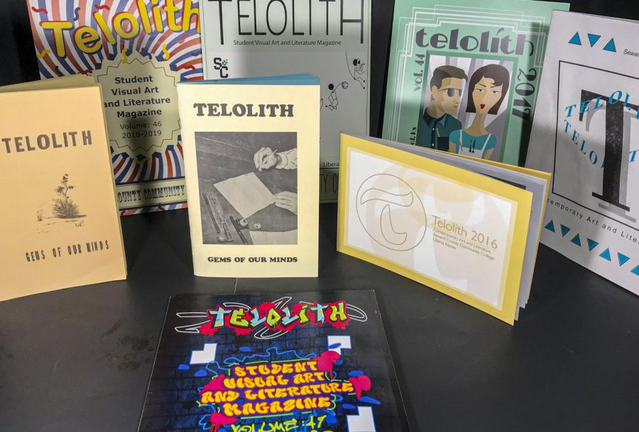 The Telolith is a contemporary art and literature magazine that has been publishing since the mid 1970's. This year's Telolith marks its fourty-seventh edition