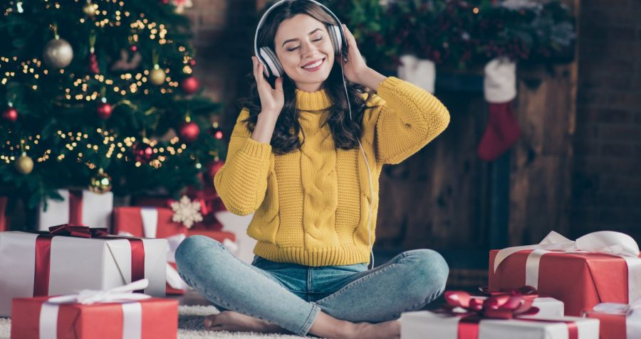 It's time to jam out to Christmas tunes. Crusader News wants to know what your favorite is.