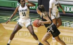 The Lady Saints remain  undefeated after winning against Coffeyville on Feb. 6
