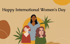 Students and faculty talk about a women that they admire in their lives. March 8 is International Women's Day something that was started 1911.