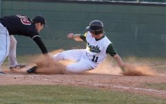 Peter Goldy is an outfielder for the Saints. He comes from Centennial, Colorado. Goldy had two RBI's during the game.