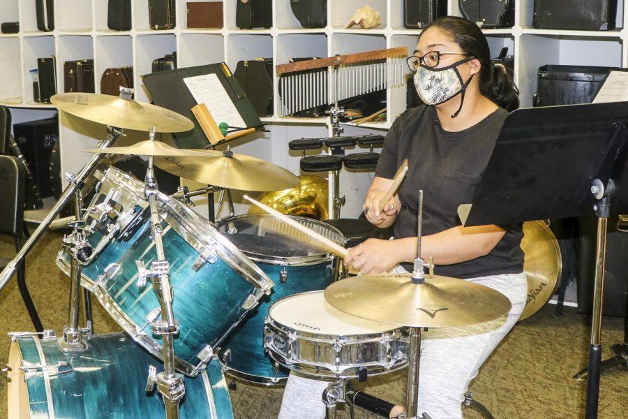 Maggie Ibarra is a nursing major at Seward County Community College.