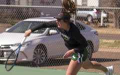 Tennis teams lose to Cowley College, remain nationally ranked